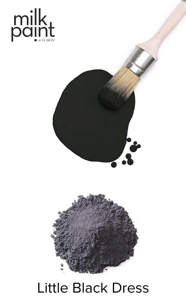 Fusion-Milk-Paint-Little-Black-Dress